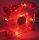 Lüfter 120mm Nitrox R-120-R LED, silica GEL Gehäuselüfter mit LED Beleuchtung