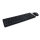 Maus und Tastatur Set kabelgebunden schwarz USB 105 Tast Qwertz 1000 DPI