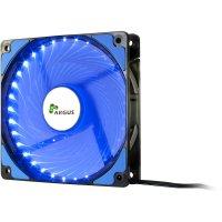 Fan Argus L-12025 BL, 120mm LED, Blue