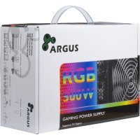 PSU Argus RGB-500 II, 500W