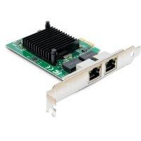 Argus PCIe x1 Dual Gigabit Adapter ST-7239