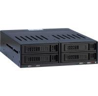 "HDD Wechselrahmen X-3531, 4x 2.5"" SATA"
